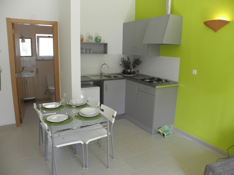 Casa Oliveira Kitchen