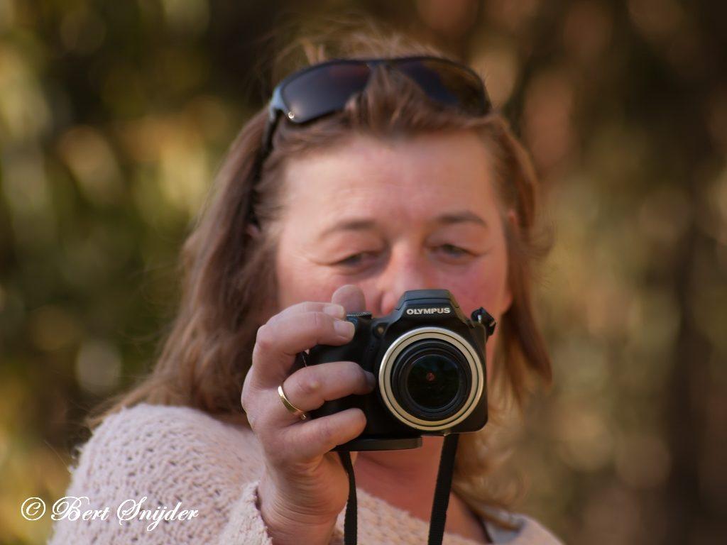 Marianne Birdwatching Alentejo Portugal