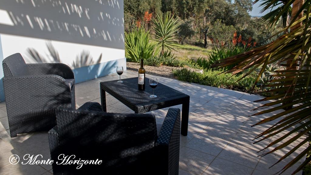 Monte Horizonte Casa-Mimosa-Terrace