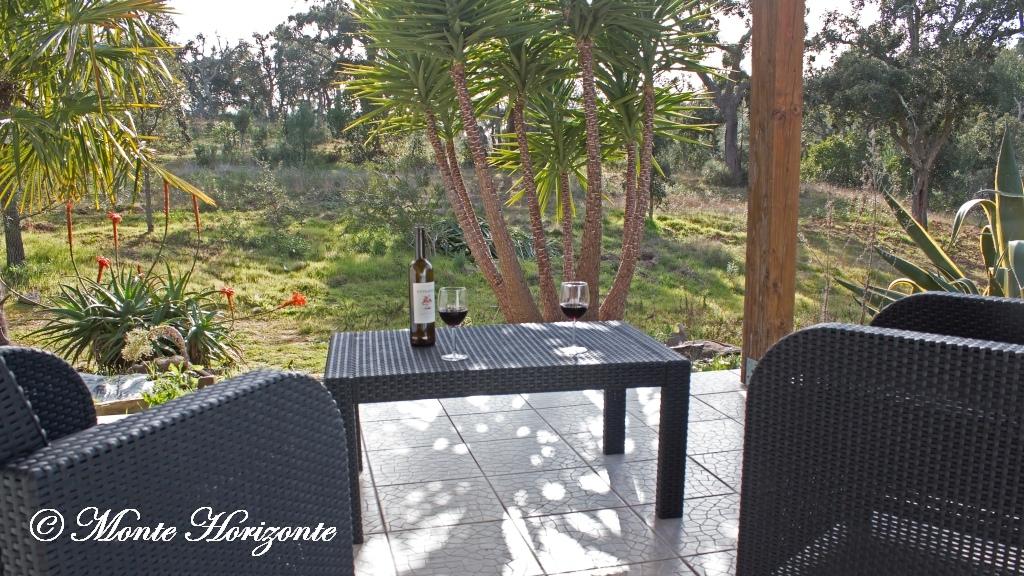 Monte Horizonte Casa-Oliveira-Terrace